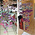 Diy 1 mobile papillon