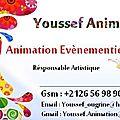 Organisation et animation des anniversaires