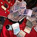 Porte-monnaie magique