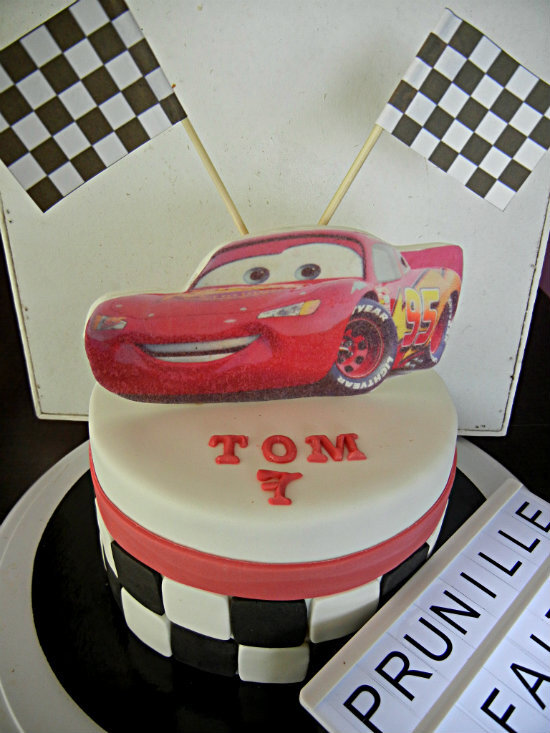 gateau cars prunillefee 3