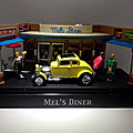 Ford 1932 rod moments in time (mel's diner)