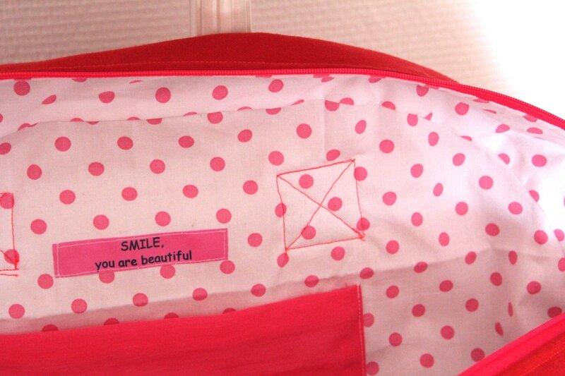 sac rouge 5