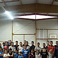 14-15, Boxing Club Foyen, 7 octobre 14