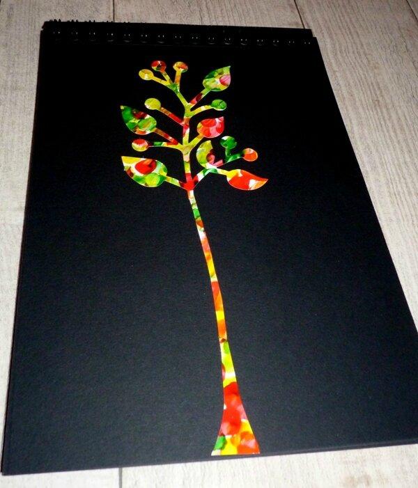 176_Arbres Automne_Trois petits arbres (48)