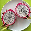 Le pitaya : décoratif et nutritif