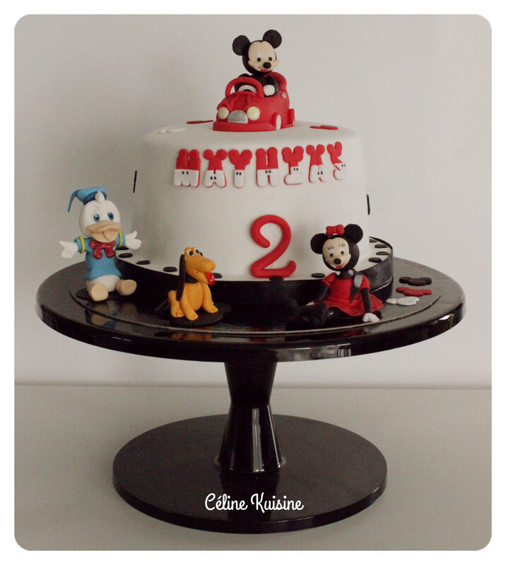 gateau mickey1 bis