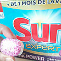 Fin du test sun expert extra power