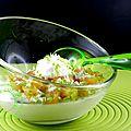 pannacotta ananas coco citron vert