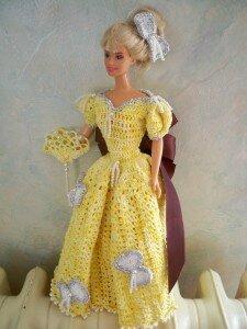 Robes de barbie