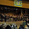 Le concert de la sainte cecile a cappelle la grande 2010