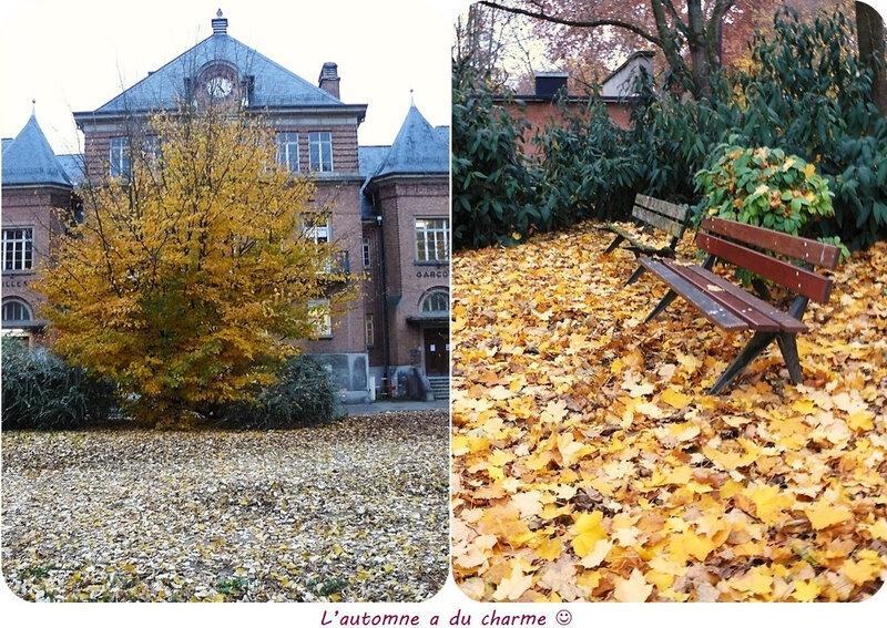 Quartier Drouot - L'automne
