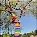 De la laine pour les arbres ?