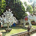 Retour à chiang mai - thaïlande - 15 au 18 janvier 2014