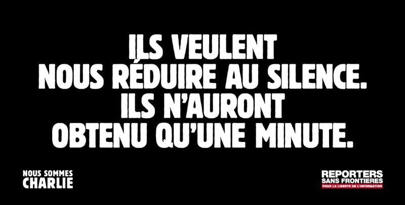 RSF et CH Hebdo