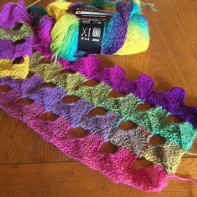Du tricot modulaire