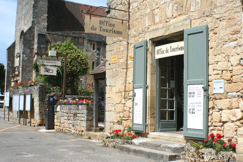 Office de tourisme de Domme