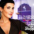 Tv show : the queen of shopping :