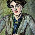 Virginia woolf, viviane forrester