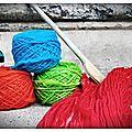 Atelier - initiation à la teinture de la laine