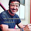 PAOLO CONTICINI - Acteur italien , usurpé