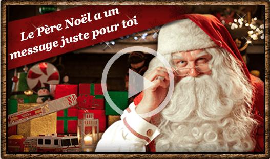 Message Pere Noel Personnalisé Gratuit Vidéo personnalisée gratuite du Père Noël   Liliebreizh, maman la