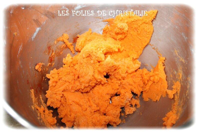 Crinckles orange 5