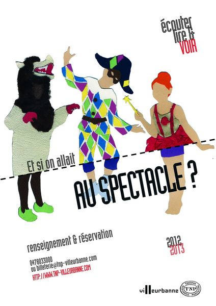 affiche spectacle 3