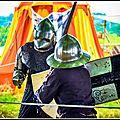 Origines du drapeau breton avec lost du vieux grimoire médiévales mauléon