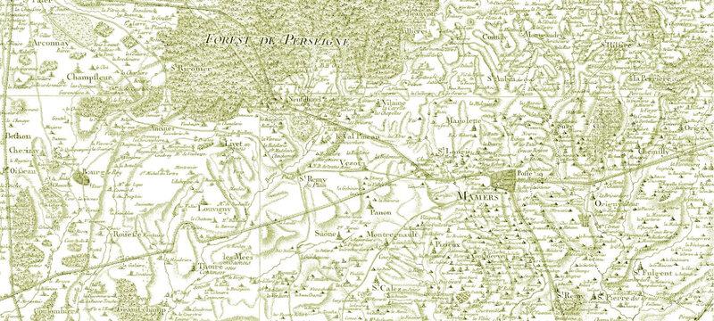 Le 10 janvier 1791 à Mamers : atelier de charité pour réparer les rues de la ville (suite).