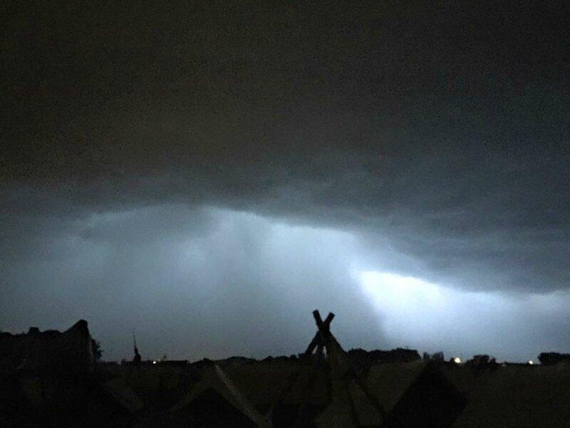 oeil du cyclone - BD