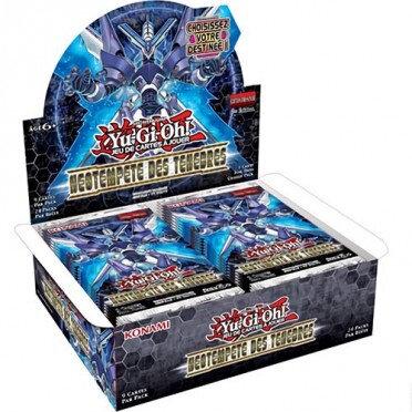 Boutique jeux de société - Pontivy - morbihan - ludis factory - YuGiOh Néo tempête des ténèbres