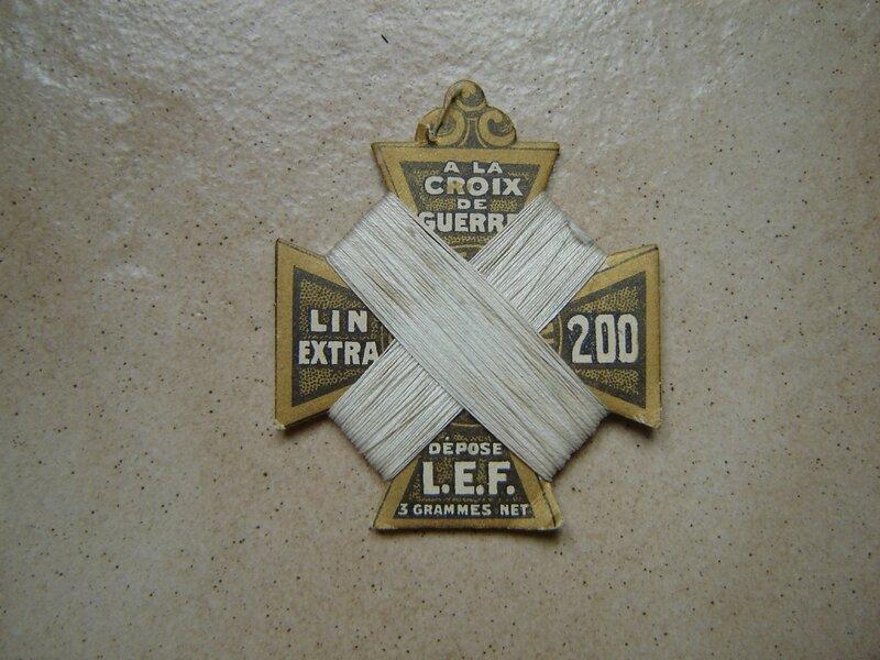 carte croix de guerre