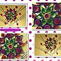 Quilling Clémence carte26