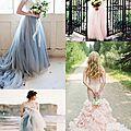 Célébration de mariage : choisir une jolie tenue dans robe mariée !