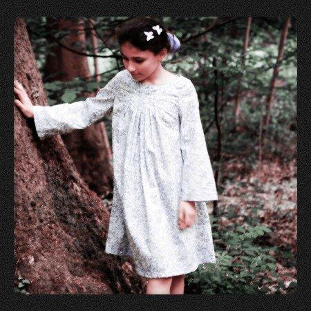robe modèle maison inspiration jap