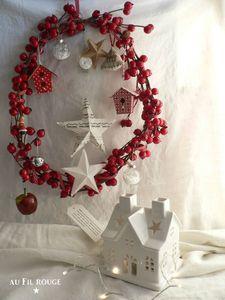 Couronne de Noël 1