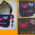 sac de crèche Eugène