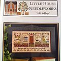 The library de little house needleworks
