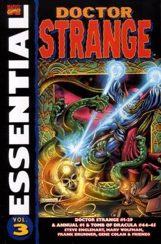 essential doctor strange vol 3 TP