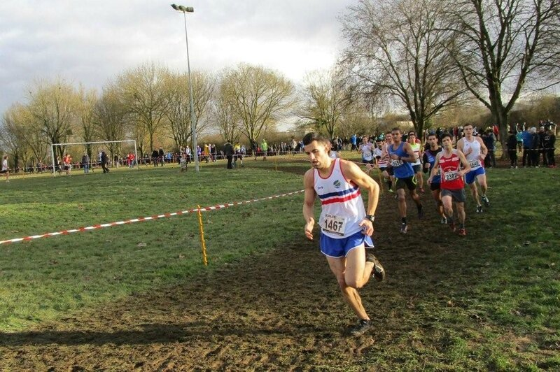 Demi finale chts france cross 5 fevrier 2017 Coulommiers 018
