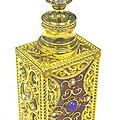 Le parfum d'influence amoureuse et de protection