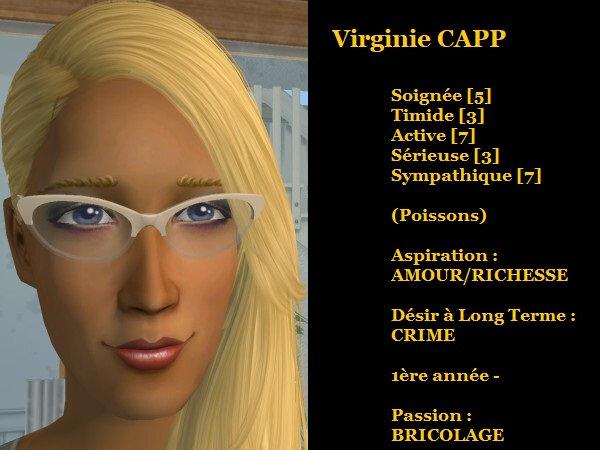 Virginie CAPP