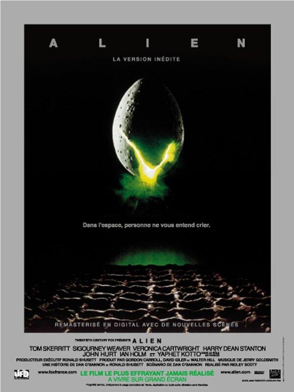 alien huitième passager