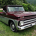 Chevrolet c10 long bed-1965