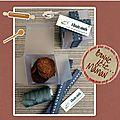 Biscuits cannelle - pensez aux mamans gourmandes : offrez des biscuits pour la fête des mères !!