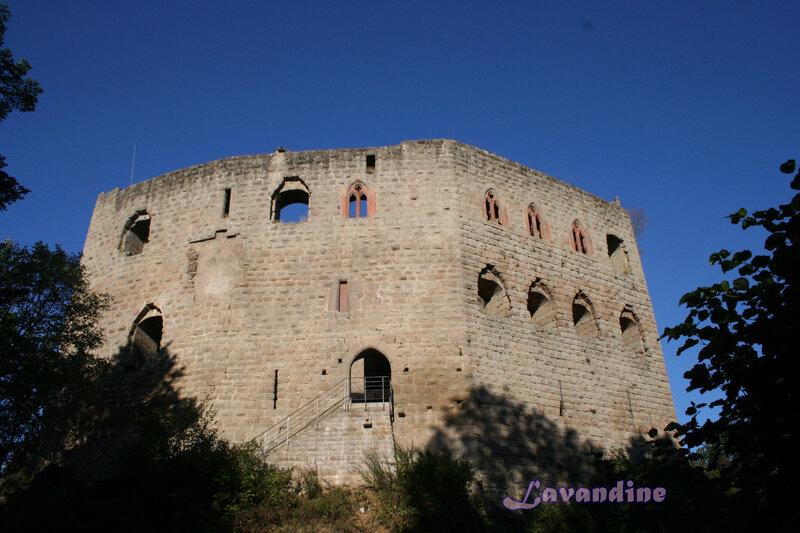 château du spesbourg2 09 05