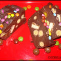 La terrine au chocolat