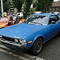 Toyota celica st, 1970 à 1977