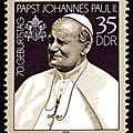 1998 - jean-paul ii est accueilli par fidel castro a cuba