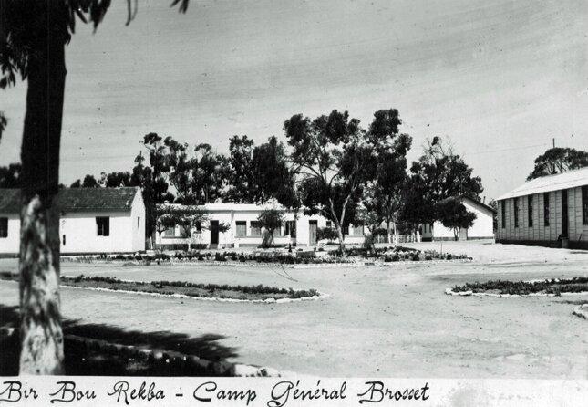 Notre Maison - Camp général Brosset